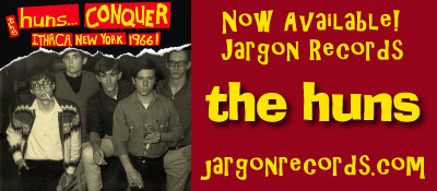 the huns! Now available from Jargon Records!